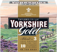 Yorkshire Gold Teabags 80 Pack