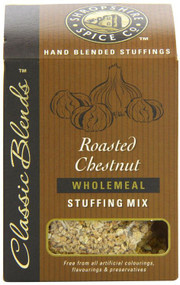 Shropshire Spice Co. Roasted Chestnut Stuffing Mix 150g