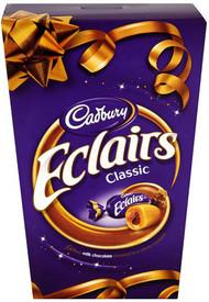 Chocolate Eclairs Carton 420g