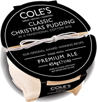 Coles Classic Christmas Pudding 454g