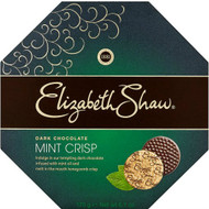 Elizabeth Shaw Dark Chocolate Mint Crisp 175g