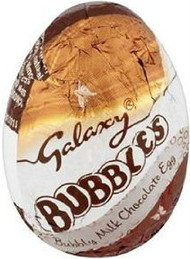 Galaxy Bubbles Filled Egg 28g