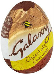 Galaxy Caramel Filled Egg 38g