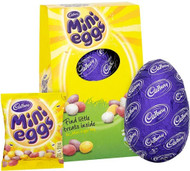 Mini Eggs Easter Egg 130g