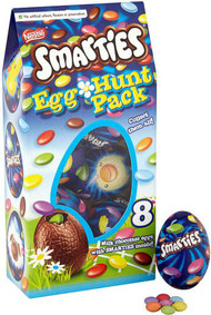 Nestle Smarties Egg Hunt Pack 140g