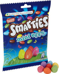 Nestle Smarties Mini Eggs 100g