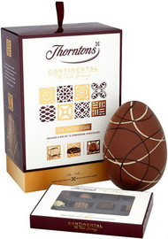 Thorntons Continental Egg 387g
