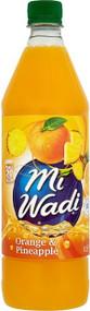 Miwadi - Orange & Pineapple 1ltr
