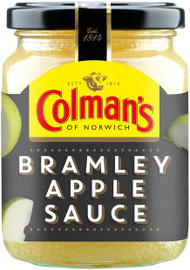 Colmans Bramley Apple Sauce 155g