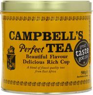 Campbells Perfect Loose Tea Tin 500g