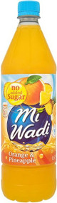 Miwadi - Orange & Pineapple NAS 1ltr