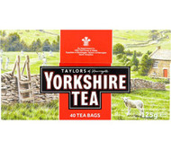 Yorkshire Red Teabags 40 Pack