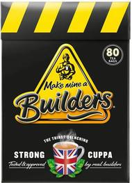 Builders Brew Tea Bags 80 Pack