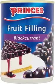 Princes Blackcurrant Fruit Filling 410g