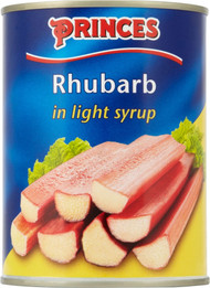 Princes Rhubarb in Syrup 540g