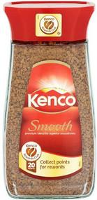 Kenco Smooth Instant Coffee - Large Jar 200g