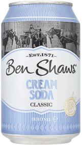 Benshaws Cream Soda 330Ml