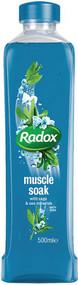 Radox Herbal Bath Muscle Soak 500ml