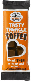 Walkers Non Such Toffee Bar 50g Creamy Black Treacle