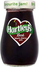 Hartleys Black Cherry Jam 340g
