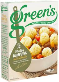 Greens Dumpling Mix 137g