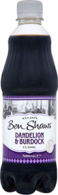 Ben Shaws Dandelion & Burdock 500ml