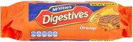 McVities Orange Chocolate Digestive 300g