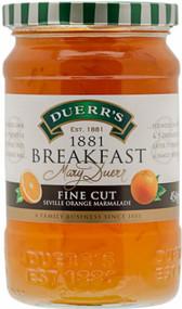 Duerrs 1881 Breakfast Fine Cut Marmalade 440g