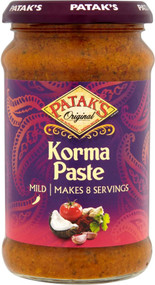 Patak's Korma Curry Paste 283g