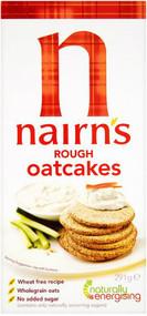 Nairns Rough Oatcakes 10.6oz