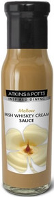 Atkins & Potts Whisky Cream Pudding Sauce 240g