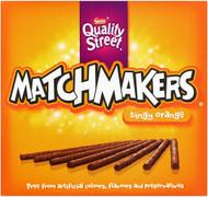 Nestle Matchmakers Orange 130g