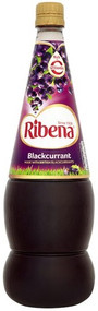 Ribena Blackcurrant Concentrate Large 1.5Ltr - 3 Pack
