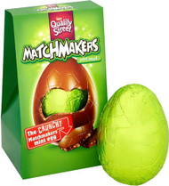 Nestle Match Makers Mint Egg 162g