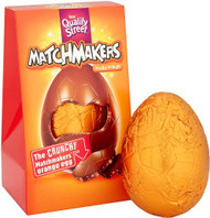 Nestle Match Makers Orange Egg 162g