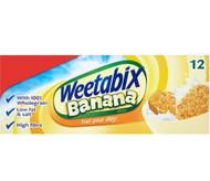 Weetabix Banana 12 Pack