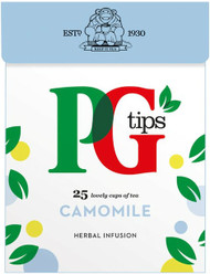 PG Tips Camomile Tea 25 Pack