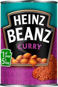 Heinz Beanz Curry 390g