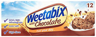 Weetabix Chocolate 12 Per Pack