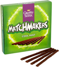 Quality Street Cool Mint Matchmakers 130g