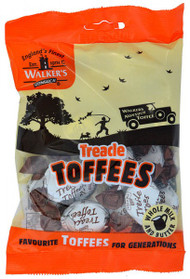 Walkers Nonsuch Treacle Toffees 150g