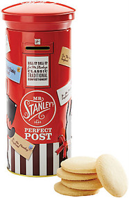 Mr. Stanley Post Box Shortbread Tin 150g