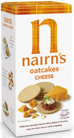 Nairns Cheese Oatcakes 200g (Best By March 9th)