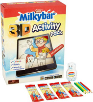 Milkybar 3D Activity Pack 121g