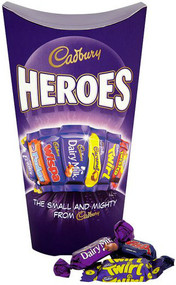 Heroes Carton 185g