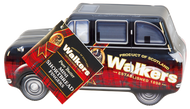 Walkers Shortbread Fingers Taxi Tin 200g