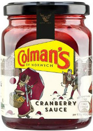 Colmans Cranberry Sauce 265g (Best By End of March)