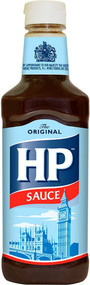 HP Brown Sauce Large Bottle 600g