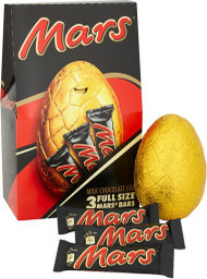 Mars Large Luxury Egg 331g