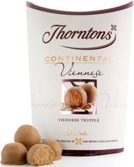 Thorntons Continental Viennese Chocolates 145g